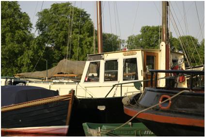 nietvarende bootjes