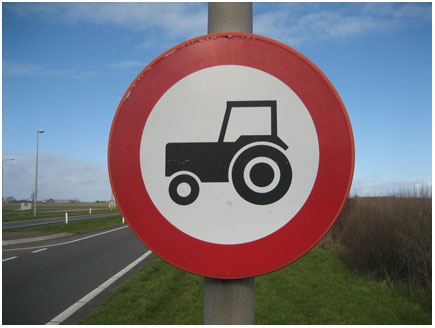 tractorverbod