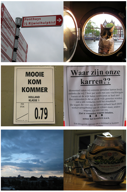 een weekje in foto's