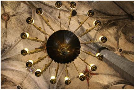 kathedraal van santa oh hoe heette ze ook alweer