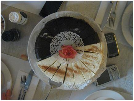 mmm taart!