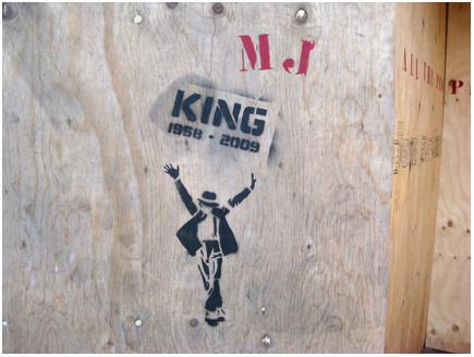 the king op pop is dood