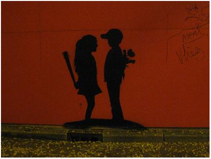 is het Banksy?