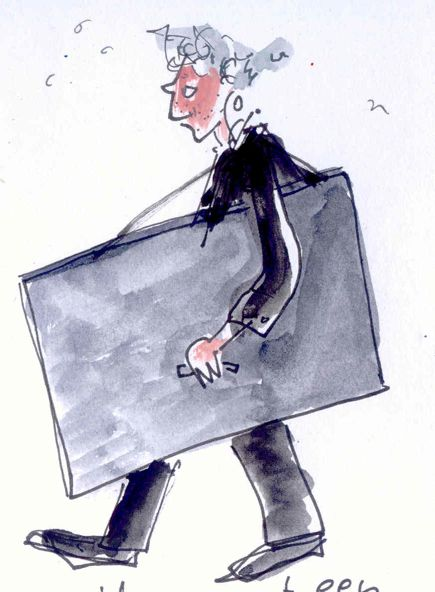 zelfportret herman schouwenburg