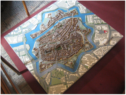 Zwolle maquette