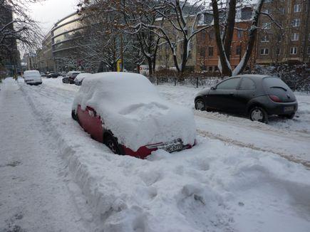 lekker veel sneeuw!