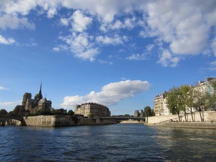 Paris! Notre Dame, Ile de la Cité
