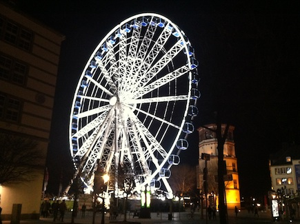 The Dusseldorf Eye