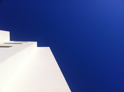 blauw!