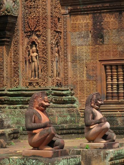 Cambodja - Angkor 2