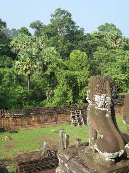 Cambodja huisje