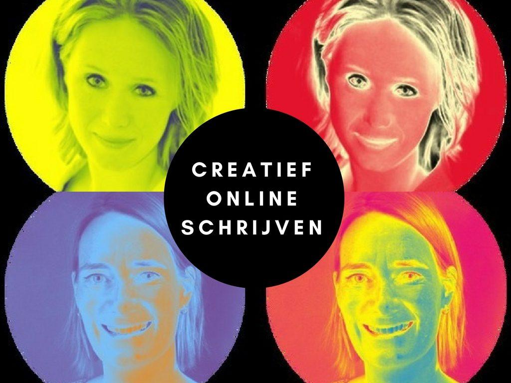 Training creatief online schrijven